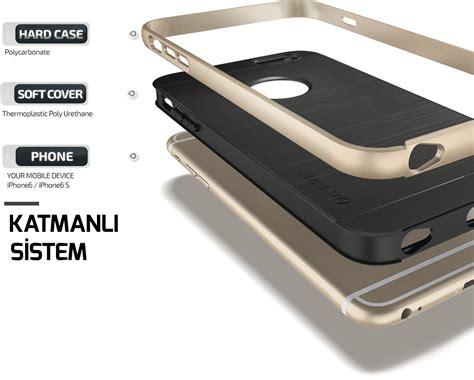 Verus High Pro Shield Iphone 6 Plus 6s Plus Crimson verus iphone 6 plus 6s plus new high pro shield series k箟l箟f fiyat箟