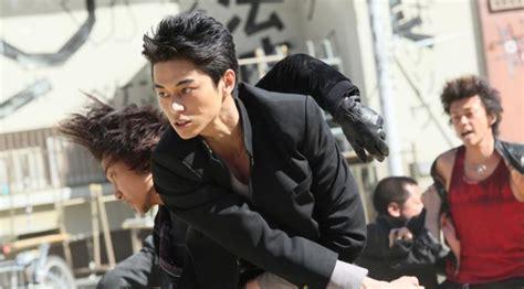 karakter film genji nasib takiya genji di crows zero explode japanese station