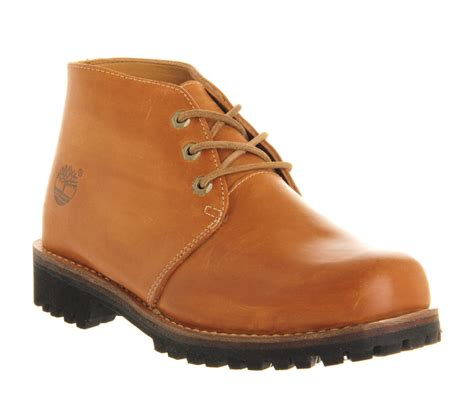 timberland rugged chukka timberland earth keeper heritage rugged chukka in brown for lyst