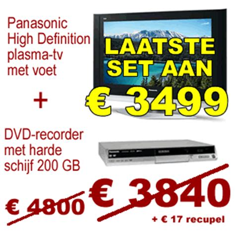 Promo Tv Panasonic panasonic wk promoties digitale fotocamera s en
