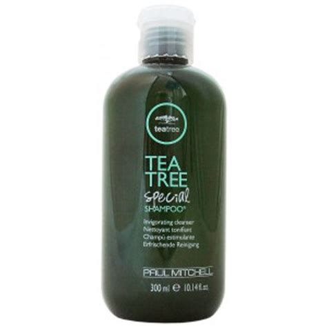 Unique Gifts by Paul Mitchell Tea Tree Special Shampoo 300ml Free Delivery