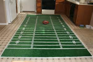 Football Field Runner Rug Football Season Tips Chica And Jo