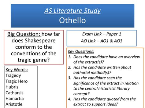 themes in othello a level mrs evans shop teaching resources tes
