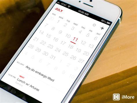 Calendrier Iphone Tuto Afficher Votre Calendrier En Liste Sous Ios 7 1