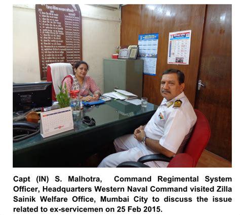 Welfare Office by Department Of Sainik Welfare Maharashtra Zilla Sainik
