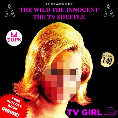 the innocent download tv girls the wild the innocent the tv shuffle mixtape stereogum premiere stereogum