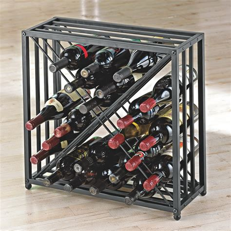 Kitchen Cabinet Wine Rack Insert by Counter Wine Rack The Rack For Glass And Wood