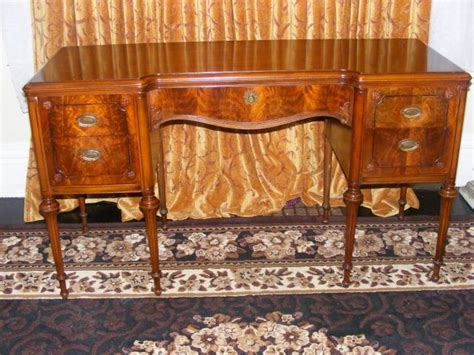 landstrom furniture desk antique landstrom vanity desk with mirror and bench