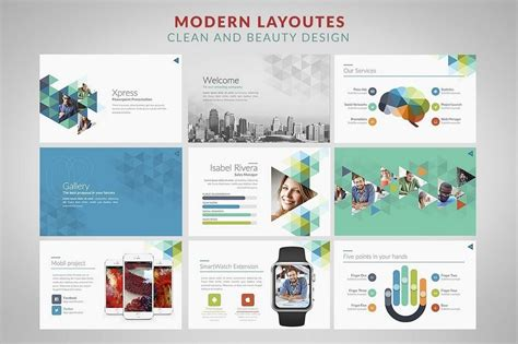 Powerpoint Template Design Inspiration Listmachinepro Com Attractive Powerpoint Presentation Templates