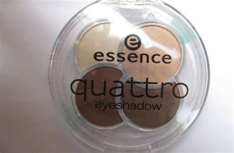 Eyeshadow Essence Quattro essence quattro eyeshadow in 05 to die for review