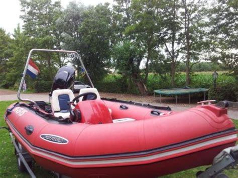 zodiac rubberboot set zodiac futura set 2012 te water gelaten advertentie 591215