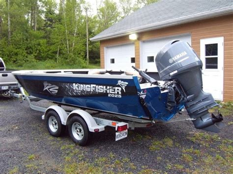kingfisher walleye boats assorted boats for sale on walleyes inc