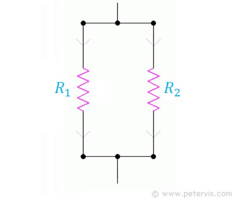 resistor on parallel parallel circuit resistor value 28 images image resistors in series series and parallel