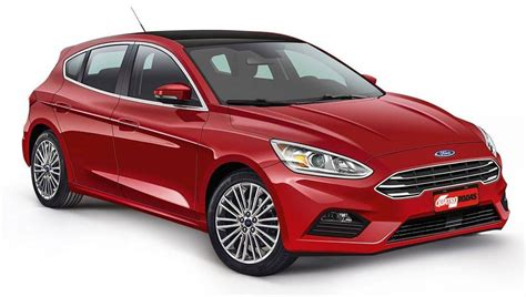 all new ford focus 2018 next 2018 ford focus rendering