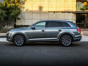 Audi G7 New 2017 Audi Q7 Price Photos Reviews Safety Ratings