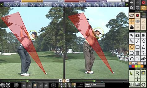 video camera for golf swing analysis the rebel report the v1 pro golf swing analysis system
