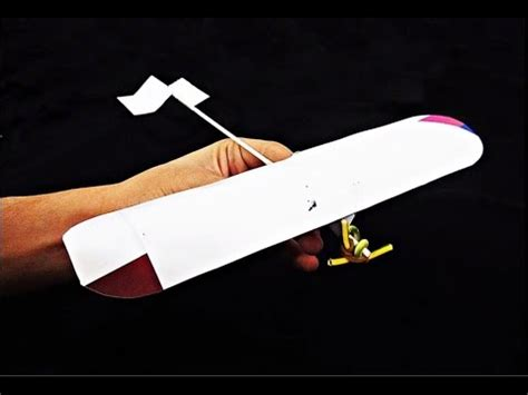 How To Make A Paper Propeller - how to make a paper airplane that flies far propeller