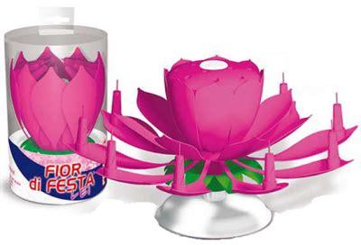 candele di compleanno particolari candeline compleanno particolari fiore con spettacolo