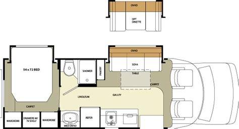 lexington floor plan 2005 forest river lexington class b rvweb com