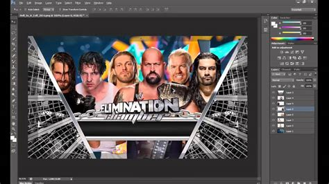 Wm 33 Card Template by How To Make A Matchcard Photoshop Cs6