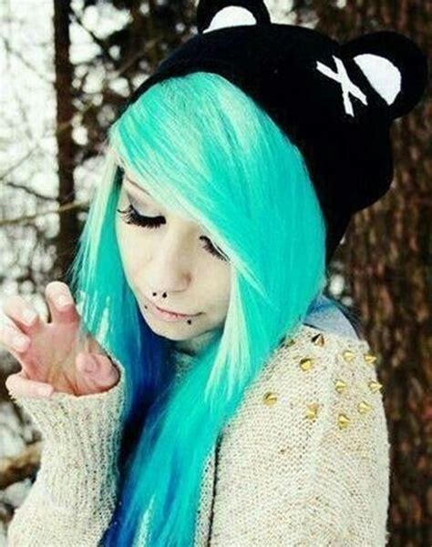 40 stunning long emo hairstyles for girls in 2017 emo
