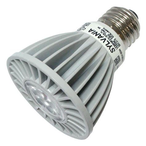 Sylvania Led Light Bulbs Sylvania 78426 Led8par20 Dim H 827 Fl36 Par20 Flood Led Light Bulb Elightbulbs