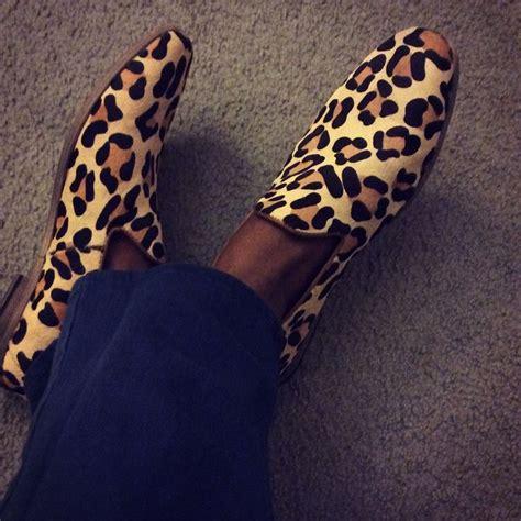 steve madden leopard print loafers 1000 images about the best velvet slippers on
