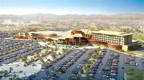 area officials welcome new arrows casino navajo times