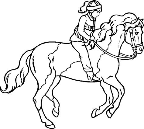 coloring pages of real horses real horse coloring pages coloring home