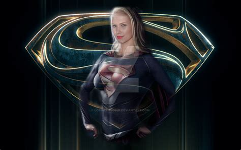 man of steel supergirl supergirl man of steel hd by lorinefieldsjr on deviantart