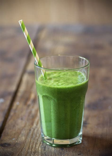 Green Drink For Detox by Detox Green Smoothie Recipe Popsugar Fitness