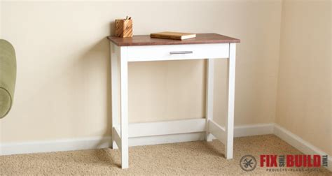 Diy Writing Desk Diy Writing Desk Fixthisbuildthat