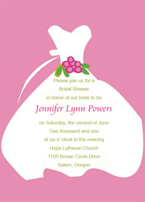 Wedding Shower Announcement Wording by Bridal Shower Invitation Wording Fotolip Rich Image