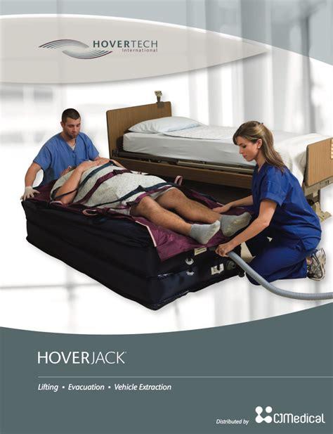 hoverjack air patient lift cj medical agency