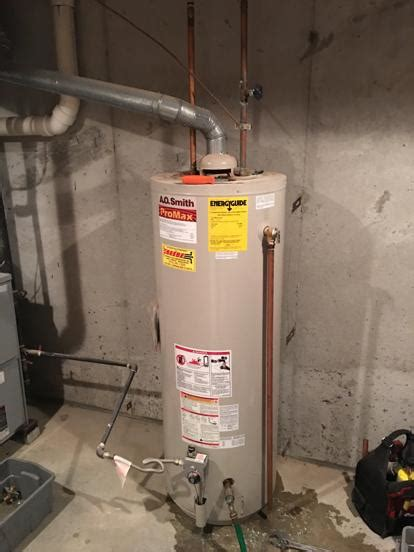 ao smith water ao smith water heater checkins water heaters installed
