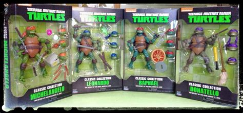 tmnt 2 figures mutant turtles 2 the secret of the ooze 6