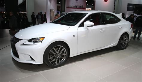 Detroit 2013 Lexus Is F Sport Gtspirit