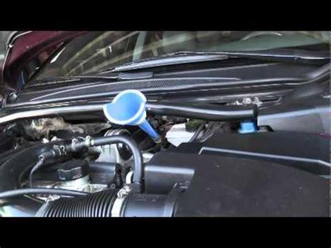 volvo   transmission fluid filtergasket change youtube