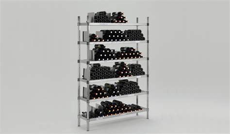 scaffali per enoteca scaffalatura per stoccaggio bottiglie di e chagne