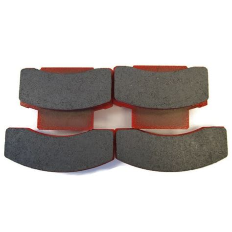 Brake Running disc brake pad for quality running gear 10k