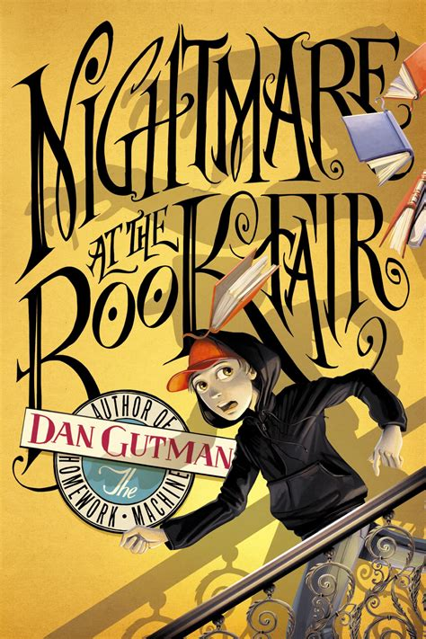 nightmare books nightmare at the book fair book by dan gutman official