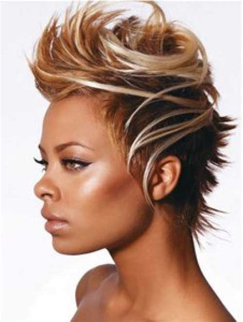 Celebrity Black Women Hairstyles   Short Hairstyles 2016