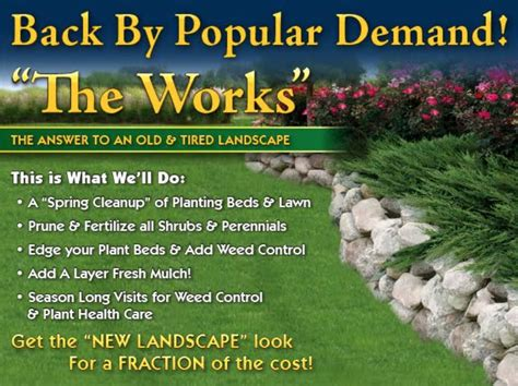 bring your landscape back to life this spring with quot the