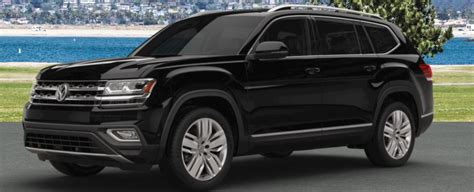 white volkswagen atlas 2018 volkswagen atlas exterior paint color options