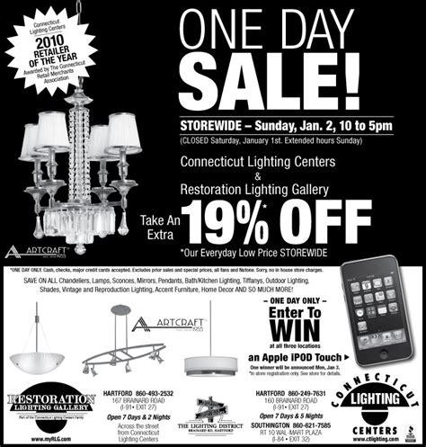 Connecticut Lighting Center by Showroom Portfolio Clark Communications
