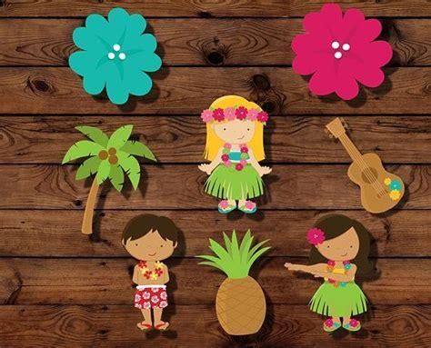 Hawaiian Decorations by 1000 Ideas About Luau Cupcakes On Luau Cakes