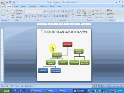 cara membuat struktur organisasi di excel 2010 full download struktur organisasi koperasi
