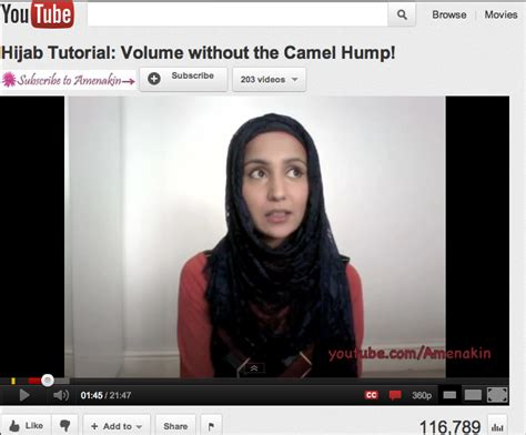 hijab tutorial volume without the camel hump move it or lose it getting over the hump