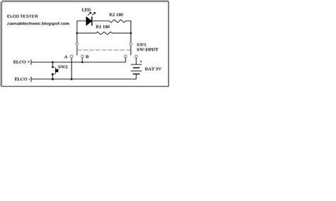 cahaya elektronik service alat tes elco