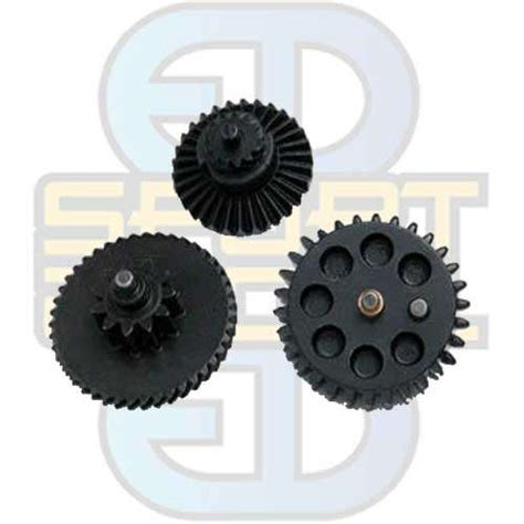 King Arms High Torque Helical Steel Gear Set For V2v3 Aeg hurricane gear set high torque helical